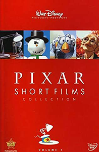 Pixar Short Films Collection: Volume 1 (DVD)