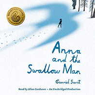 Anna and the Swallow Man (Audiobook)