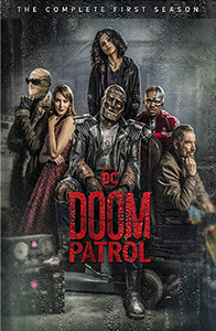 Doom Patrol Season 1 (DVD)