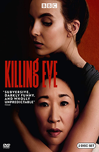 Killing Eve Season 1 (DVD)