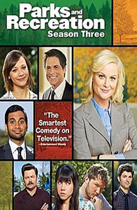 Parks and Recreation: Season 3 (DVD)
