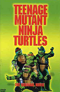 Teenage Mutant Ninja Turtles: The Original Movie (Blu-ray)