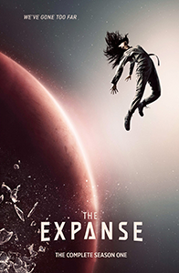 The Expanse Season 1 (DVD)