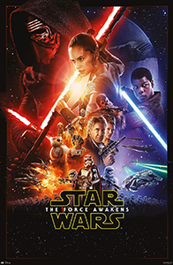 Star Wars: Episode VII: The Force Awakens (Blu-ray)