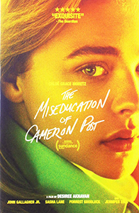The Miseducation of Cameron Post (DVD)