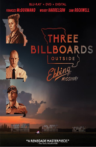 Three Billboards Outside Ebbing, Missouri (Blu-ray)