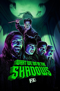 What We Do in the Shadows Season 2 (DVD)